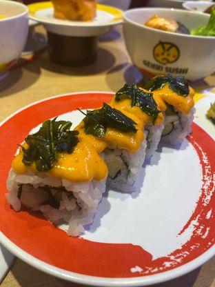 Foto 14 - Makanan di Genki Sushi oleh Cheristine Wohangara