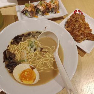 Foto 1 - Makanan(Chicken Teriyaki Ramen) di Tokyo Belly oleh Fensi Safan