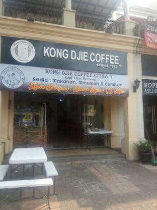Foto 3 - Eksterior di Kong Djie Coffee Belitung oleh @kulinerjakartabarat