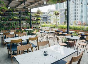 6 Rooftop Jakarta Untuk Menikmati Keindahan Kota yang Bikin Betah