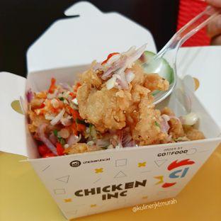 Foto review Chicken Inc oleh kulinerjktmurah | yulianisa & tantri 1