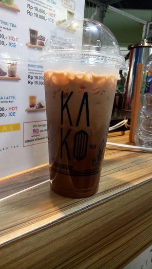 Foto review Kako Tea oleh @duorakuss  2