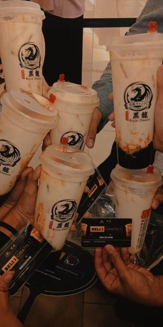Foto Makanan di Black Dragon