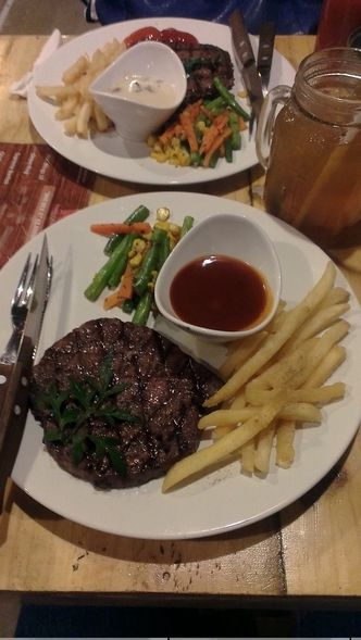 Foto Makanan di Double U Steak by Chef Widhi