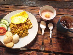 Foto 1 - Makanan(Nasi Goreng Special) di LaWang Jogja Resto oleh Abizar Ahmad