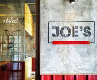 Foto review Joe's Burger Bar oleh Stanzazone  1