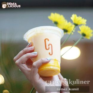 Foto - Makanan(Sugus Milk Cream) di Kopi Cantel oleh @demialicious