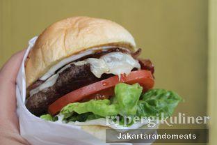 Foto 1 - Makanan di Goods Burger oleh Jakartarandomeats