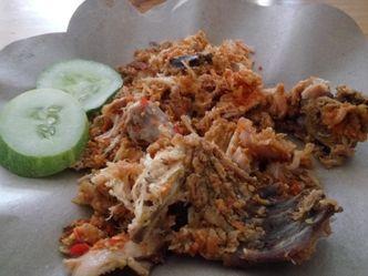 Foto Makanan di Ayam Geprek Mas Eko