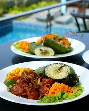 Foto 1 - Makanan di Lobby Lounge - Crown Prince Hotel oleh Always Foodies