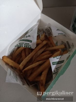 Foto review Wingstop oleh Mich Love Eat 5