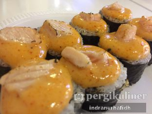 Foto review Hidoi Sushi oleh @bellystories (Indra Nurhafidh) 1