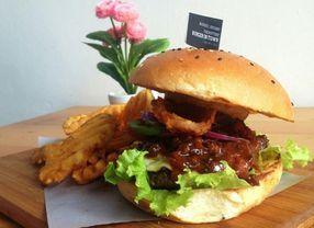 5 Burger Besar yang Menggugah Selera di Jakarta