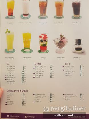 Foto 4 - Menu di Bakmitopia oleh William Wilz