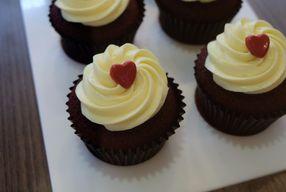 Foto Twelve Cupcakes