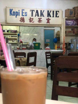 Foto review Kopi Es Tak Kie oleh Marcelina Sondak | IG : marcelinasondakk 2
