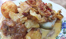 Nasi Lontong Sayur Medan