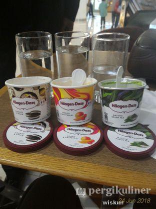 Foto 2 - Makanan di Haagen - Dazs oleh D G