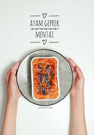 Foto review Ayam Geprek Master oleh deasy foodie 1