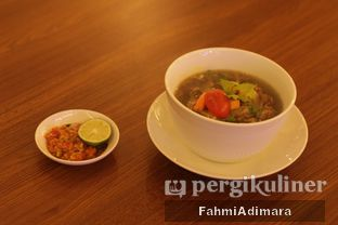 Foto review D'Jawa Cafe & Resto oleh Fahmi Adimara 23