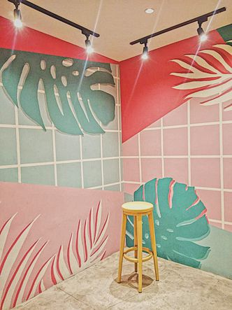 Foto Interior di Waroeng Abie