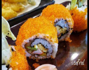 Foto 5 - Makanan(Sushi) di Washoku Sato oleh Stanzazone