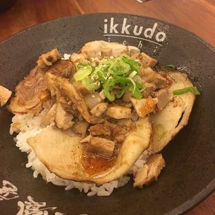 Foto review Ikkudo Ichi oleh Christine Natalia 1