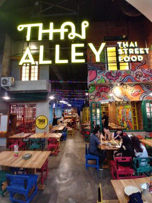 Foto review Thai Alley oleh kayanyaenak  1