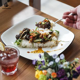 Foto 3 - Makanan(Iga Bakar Madu) di Tutup Panci Bistro oleh Foodinhands Community IG  : @foodinhands