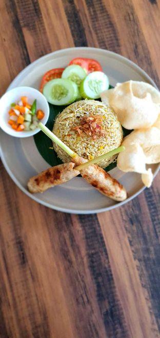 Foto 2 - Makanan(Nasi Goreng Bali) di Baparapi Kopi oleh Erika Panigoro