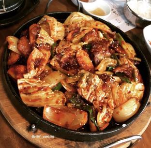 Foto 4 - Makanan di Chung Gi Wa oleh IG @riani_yumzone