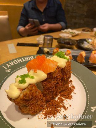 Foto 5 - Makanan di Sushi Tei oleh Francine Alexandra
