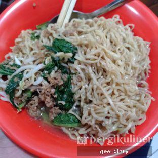Foto - Makanan di Bakmi Aliang Gg. 14 oleh Genina @geeatdiary