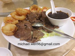 Foto 2 - Makanan di Ming Palace oleh MWenadiBase