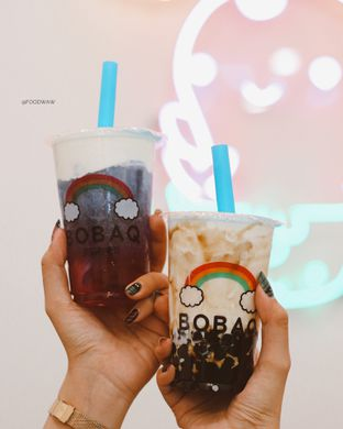 Foto review BOBAQ oleh Wawa | IG : @foodwaw 2