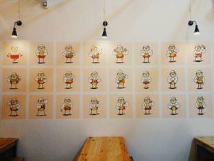 Foto - Interior(Lucu banget gak sihh, ini gambar mister tangnya sendiri~~) di Mister Tang oleh Monica Claudia
