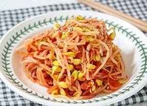 Bikin Sehat, Ini Dia 5 Kuliner Korea yang Terbuat dari Taoge