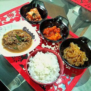 Foto 5 - Makanan(Bulgogi set) di Warung Korea Pop oleh felita [@duocicip]