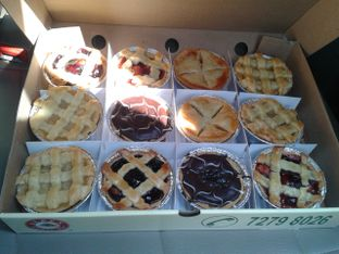 Foto - Makanan di Alpen Apple Pie oleh Stephanie Surjadi