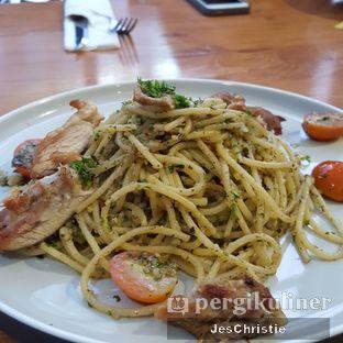 Foto 3 - Makanan(Aglio Olio) di Heritage by Tan Goei oleh JC Wen