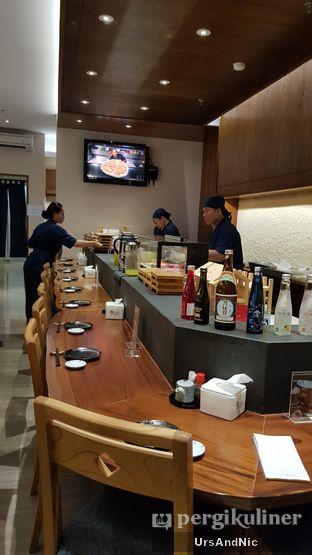 Foto 6 - Interior di Sushi Matsu - Hotel Cemara oleh UrsAndNic