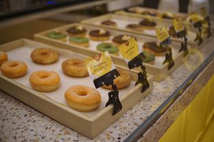 Foto 3 - Makanan(sanitize(image.caption)) di Dots Donuts oleh Fadhlur Rohman