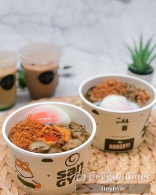 Foto 1 - Makanan di San Gyu oleh Tiny HSW. IG : @tinyfoodjournal