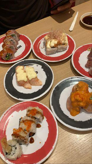Foto 6 - Makanan di Genki Sushi oleh Ajeng Bungah Reskina