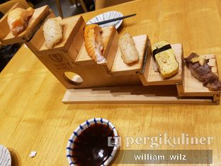 Foto review Sushi Hiro oleh William Wilz 5