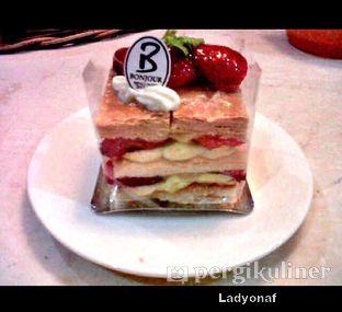 Foto 2 - Makanan di Bonjour Pastry oleh Ladyonaf @placetogoandeat