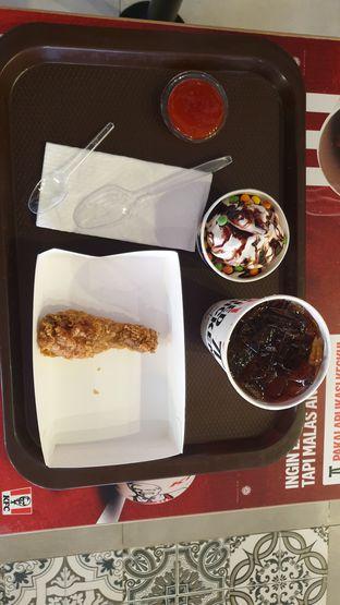 Foto 2 - Makanan di KFC oleh Oemar ichsan