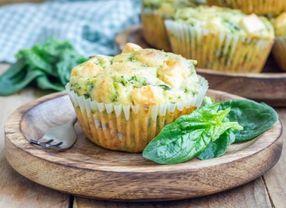 5 Varian Kue Muffin Sayur yang Populer untuk Menu Sarapan