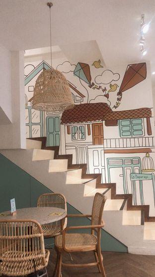 Foto 2 - Interior di Baparapi Kopi oleh Wella Anggraeini