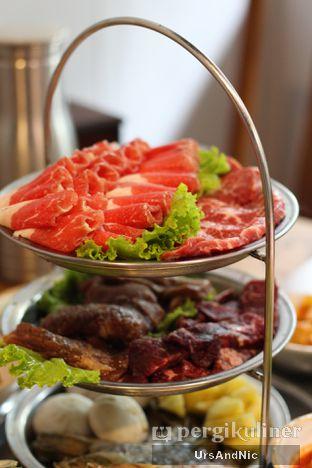Foto 1 - Makanan(Beef Combo L) di Magal Korean BBQ oleh UrsAndNic